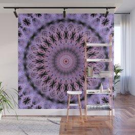 Mandala with tiny folding Wall Mural