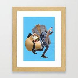 Inquire Framed Art Print