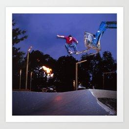 Bam Margera 2004' Art Print