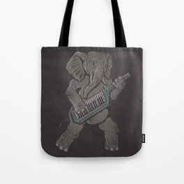 Trunk Rock Tote Bag