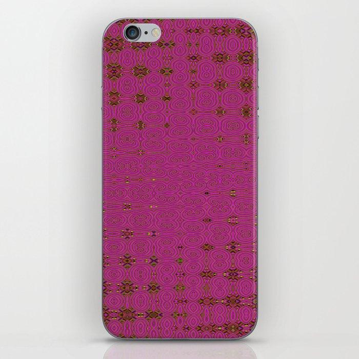 Hot Pink iPhone Skin