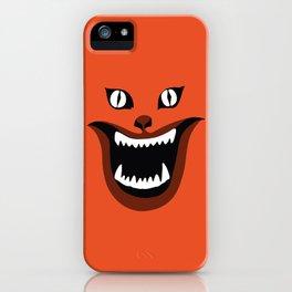 hausu iPhone Case