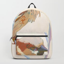 The Spiraled Sparrow Backpack