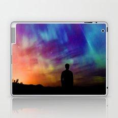 Artic Northern Lights Laptop & iPad Skin