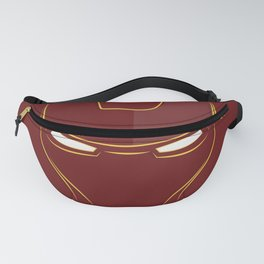 iron man face Fanny Pack