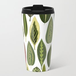 Tree Leaves Travel Mug