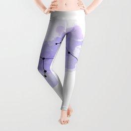 Aquarius - air element Leggings