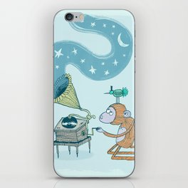 'Night Sounds' iPhone Skin