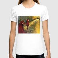 agnes T-shirts featuring Agnes - Autumn by Dawn Dudek