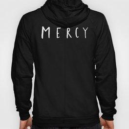 Mercy x Navy Hoody