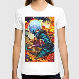 Colorful Ghoul T-shirt