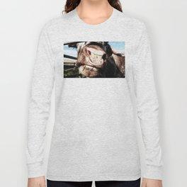 Nosey Cow Long Sleeve T-shirt