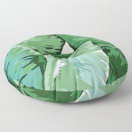 Banana leaf grandeur II Floor Pillow