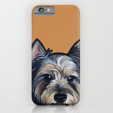Rigoletto the cairn terrier Slim Case iPhone 6s