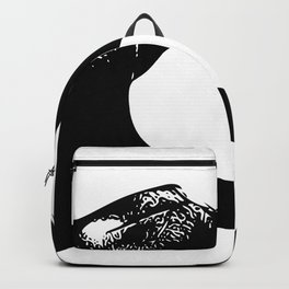 Hand of Heart #2 Backpack