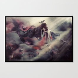 WHISLING WIND Canvas Print