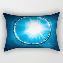 Bubble Bliss Rectangular Pillow