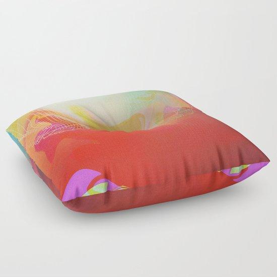 Glitch 30 Floor Pillow