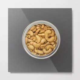 cashews Metal Print