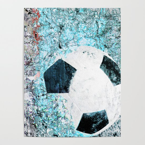 Soccer art by takumipark