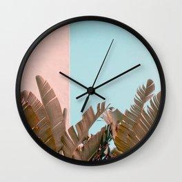 Hotel Laguna Wall Clock