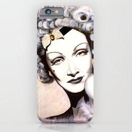 Marlene The Blue Angel iPhone Case