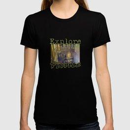 Explore Venice T-shirt