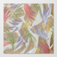 easter Canvas Prints featuring Easter by Kat Dermane