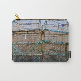 Lobster Cages II Carry-All Pouch