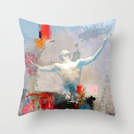 Joyance Throw Pillow