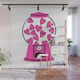 love machine Wall Mural