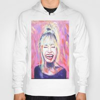 allyson johnson Hoodies featuring Betsey Johnson by AntiPosi