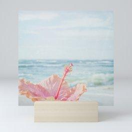 The Blue Dawn Mini Art Print