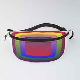Color Shades by MRT Fanny Pack