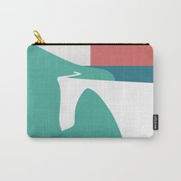 Color and Shape - Bixby Canyon Bridge Carry-All Pouch
