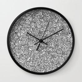 Imaginary World Wall Clock