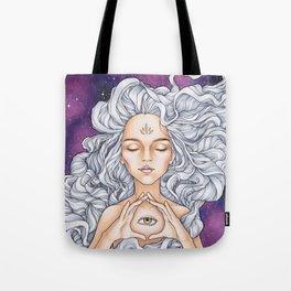 Take a look around Tote Bag