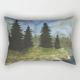 Landscape 467 Rectangular Pillow