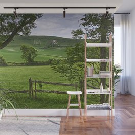 The Long Man Of Wilmington Wall Mural