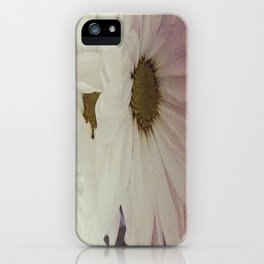 Flower print #3 iPhone Case