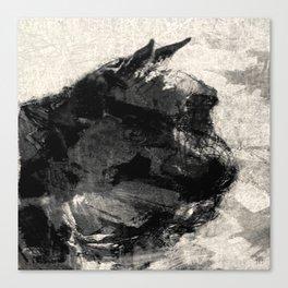 Minotaur Canvas Print