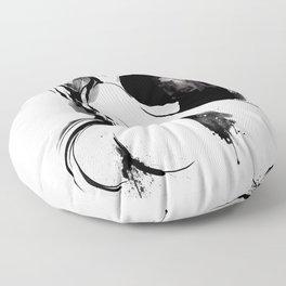 Nude Beauty Floor Pillow