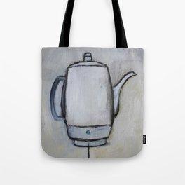 Coffee Pot - Percolator  Tote Bag