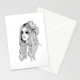 I only have eyes for you Stationery Cards