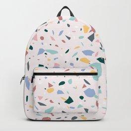 Colorful Terrazzo Backpack