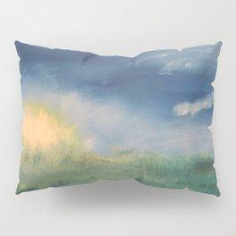 SunnySide Up - Abstract Nature Pillow Sham