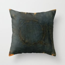 The second nothing Throw Pillow