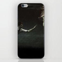 abyss of the disheartened : X iPhone Skin