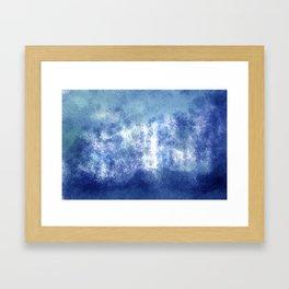 Nomadic Exchange Framed Art Print