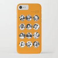 oitnb iPhone & iPod Cases featuring OITNB Characters (Main) by Sandi Panda